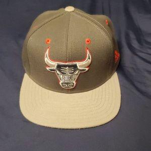 Chicago Bulls snapback hat